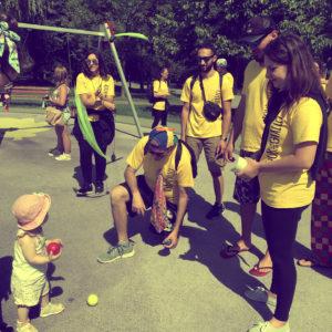 Yellow Tour w Dąbrowie Górniczej 2019