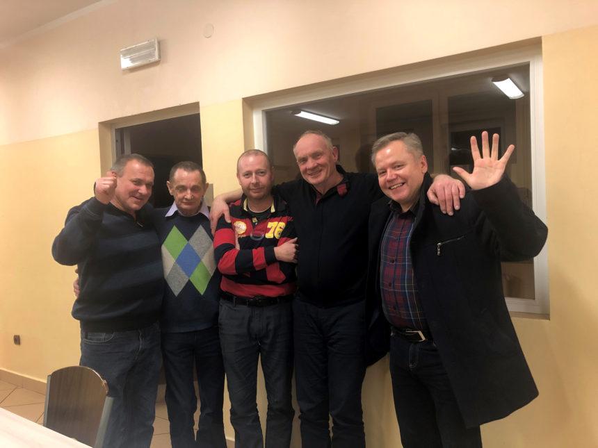 Wizyta w Gorzycach