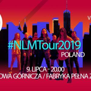 No Longer Music – Protest Tour