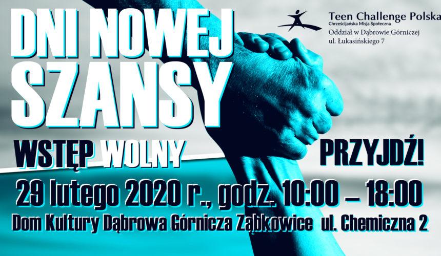 Dni Nowej Szansy – Ząbkowice 29 luty 2020 r.